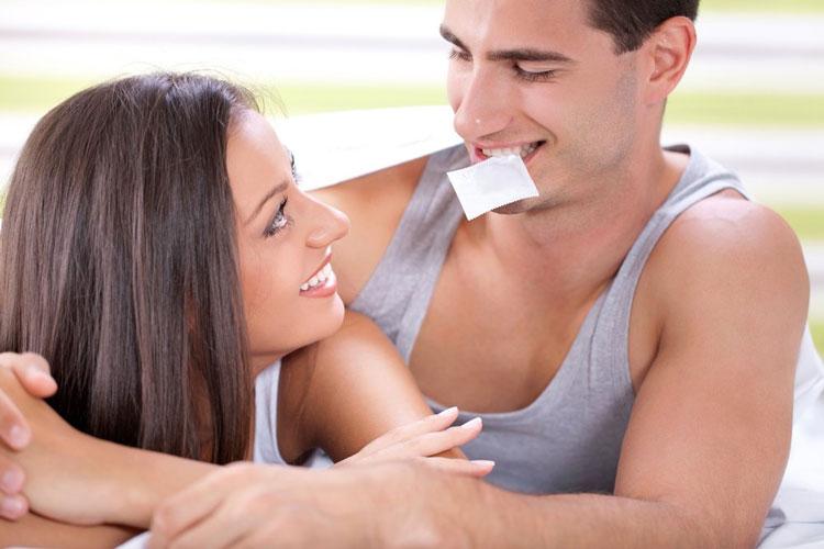 Camisinha fina: O preservativo super sensível