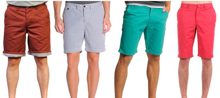 Bermudas masculinas como usar