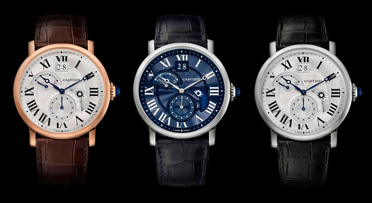 Relógios Cartier