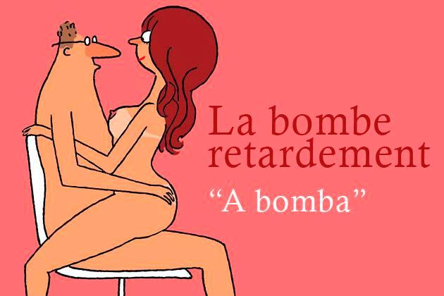 Posição A Bomba