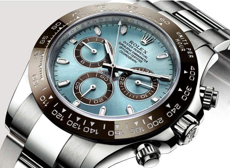 d97345fb394 O nome Rolex geralmente figura entre as marcas mais influentes do mundo