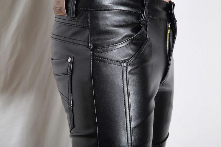 Calça de couro masculina: Dicas de como usar