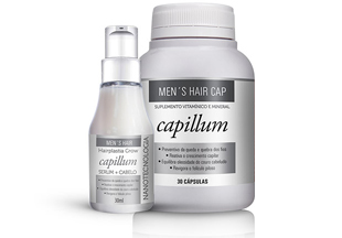 Mens Hair Capillum
