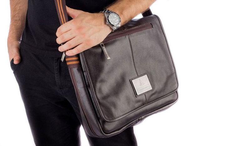 Bolsa De Couro Masculina Fortaleza : Bolsas masculinas dicas e como usar tudo sobre testosterona