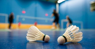 Badminton esporte