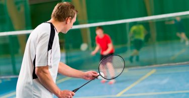Badminton regras