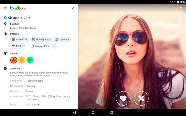 Qual a melhor app (gratuita) para arrumar namorada?
