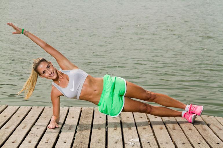 Carol Buffara: Musas fitness