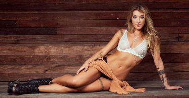 Gabriela Pugliesi: Musa fitness