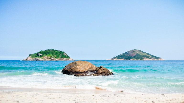Praia do Abricó nudismo