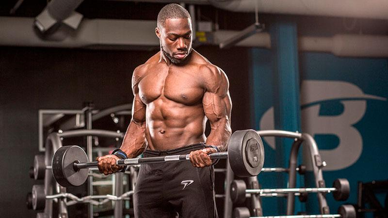 Treino para bíceps