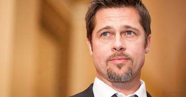 Brad Pitt Cavanhaque