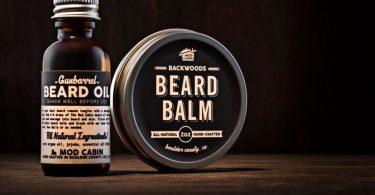 Balm ou óleo para barba