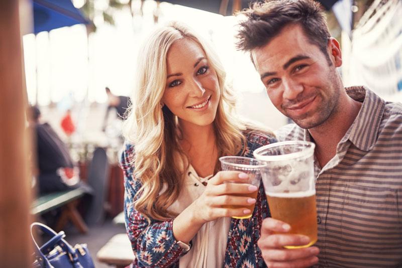 Cerveja melhora o sexo