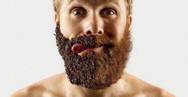 Comer sem sujar a barba