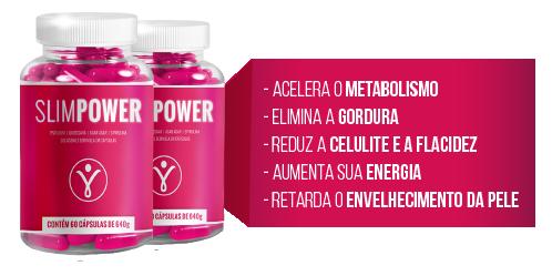 Slim Power benefícios