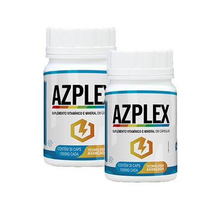 AzPlex embalagem