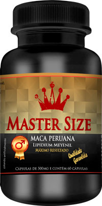 MasterSize frasco