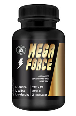 MegaForce frasco
