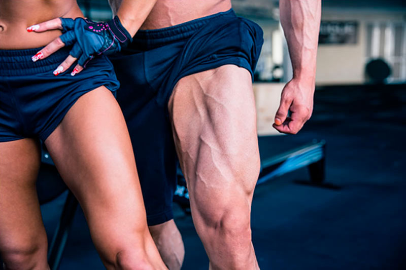 Exercícios para pernas em casa
