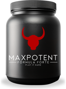Max Potent embalagem