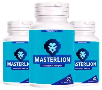 MasterLion embalagem
