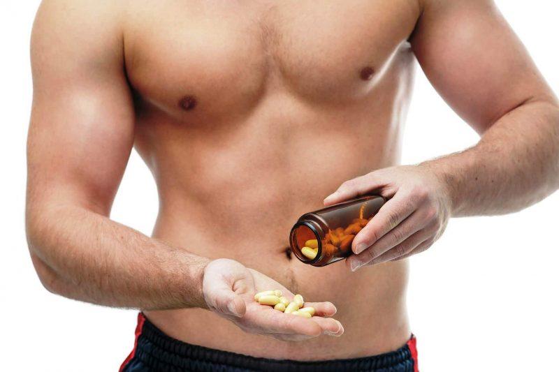 Suplementação para aumentar testosterona